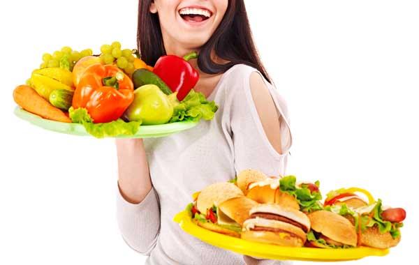 อาหารแก้อาการแน่นท้องจากการทานอาหารฟาสต์ฟู้ด